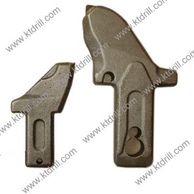 刀型截齿 合金板齿 矿山开采截齿刀头