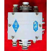 (WLY)中西增安型通讯电缆接线盒 (100对)库号:M176348