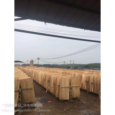 广西鲁安大量提供销售生产桉木板皮