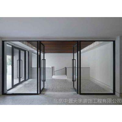 北京专业玻璃门厂家报价|专业玻璃门