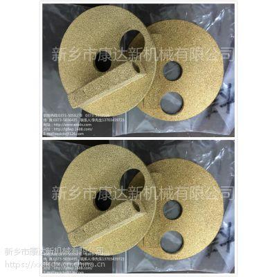 铜基粉末压铸滤芯与铜粉烧结滤芯的区别