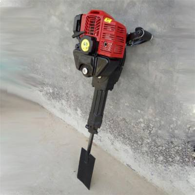 轻便小型铲式挖树机 泰安苗木移植机