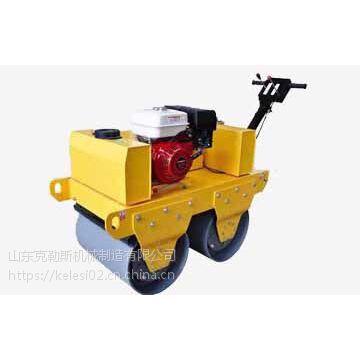 厂家直销 克勒斯座驾式双钢轮压路机HQ 压实效率高 品质有保证