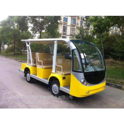 山东电动观光车游览车