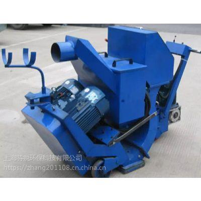 上海特锐出租钢板移动式抛丸机-多功能沥青专用铣刨机-混凝土抛丸机出租