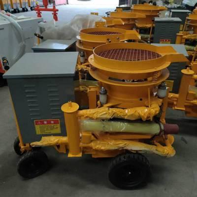 厂家直销pz-5混凝土喷浆机金林机械矿用防爆干式喷浆机