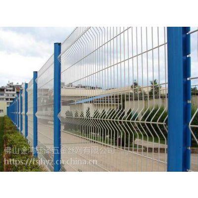 广州公路护栏网厂家&深圳铁路铁丝网围栏规格&中山市防护网价格