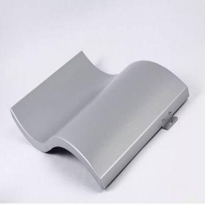 河北氟碳铝单板,门头弧形铝单板定制,铝天花幕墙生产/安装