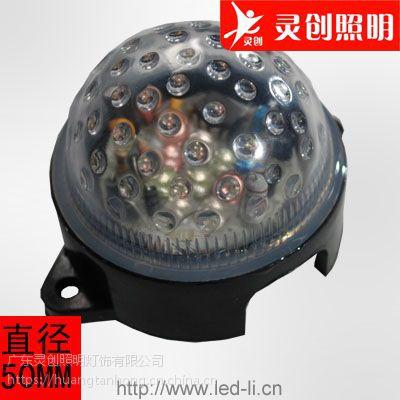 江苏南京LED点光源全彩外控灯具质量生产严格的厂家--灵创照明
