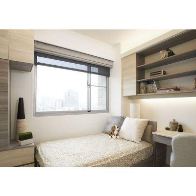 汉阳正规房屋装修公司-武汉新房装修客厅装修报价!