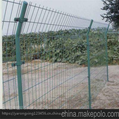 长期供应双边丝护栏现货 养殖圈地专用浸塑荷兰网 停车场围栏
