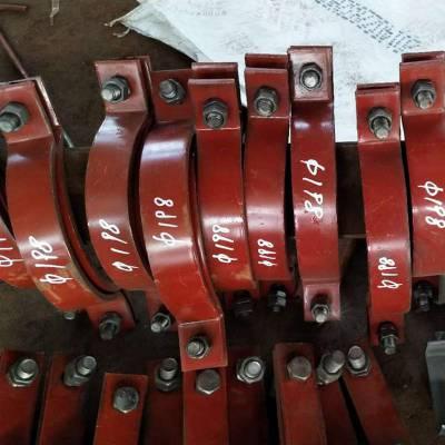 合作共赢A8-100三螺栓管夹生产厂家赤诚品牌优秀