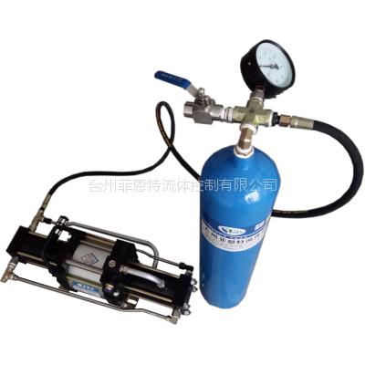 简易型气体增压系统ZTD10菲恩特气动增压装置厂家
