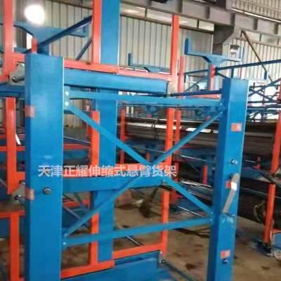 立式板材存放架设计 河北板材货架 抽屉式货架特点 030208