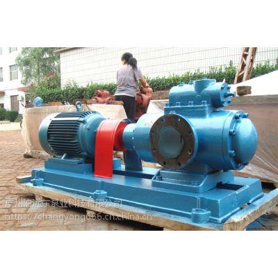 冷却液增压泵SNH660R46E6.7W21卧式螺杆泵