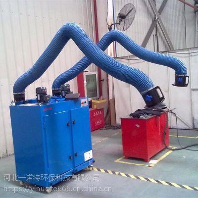 油烟净化设备处理废气能达99%