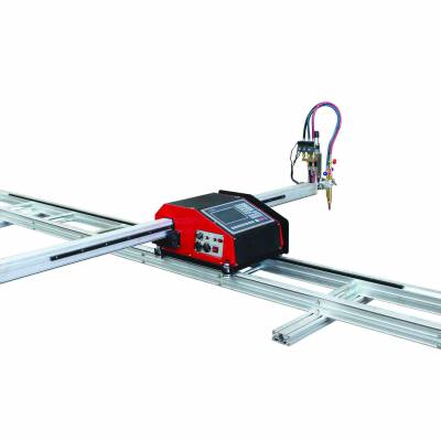 上海华威小型数控火焰切割机|便携式数控切割机价格 西安森达