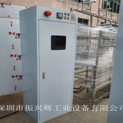 深圳振兴辉防爆气瓶柜 双瓶带报警气瓶存储柜