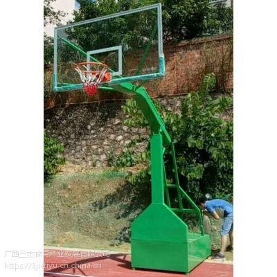 篮球架多少钱_篮球架价格【广西三杰体育】便宜品质好