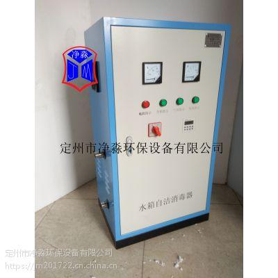 定州净淼环保 水箱自洁消毒器 WTS-2A