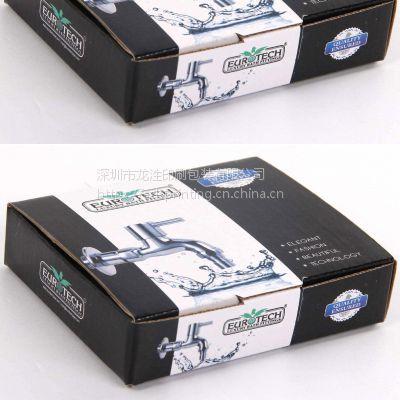 厂家特种纸白盒定制包装彩盒定做各类坑盒瓦楞纸盒生产
