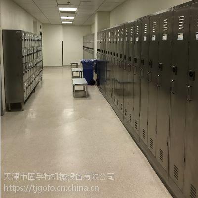 沈阳不锈钢更衣柜 不锈钢三门更衣柜六门更衣柜生产制造厂家