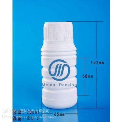 乳用包装瓶 100ml高阻隔瓶 广口粉剂瓶盖 GZ185-100ml