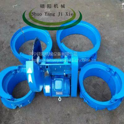 硕阳机械卡箍式切桩机水泥预制管桩切割机