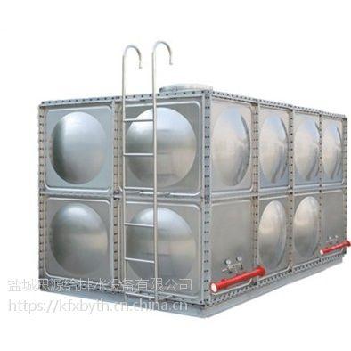 思源图集WHDXBF-9-18-3.6-30-I装配式BDF不锈钢水箱有3CF
