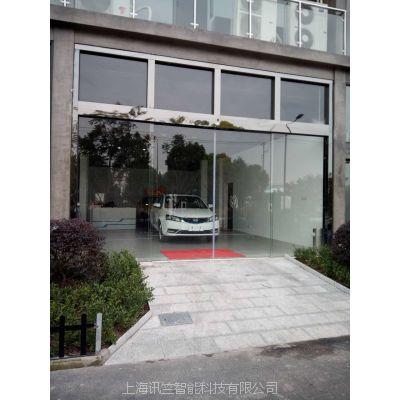 上海旋转门安装两翼旋转门价格