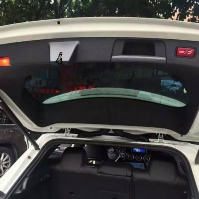 奔驰GLA电动尾门安装图,效果震撼