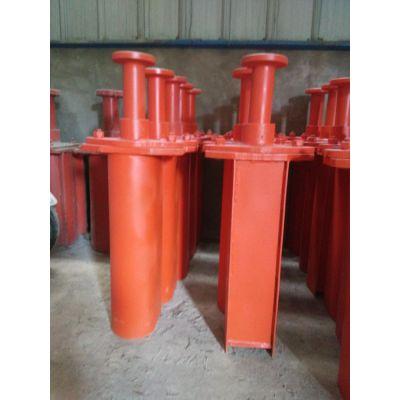 弹簧缓冲器型号 HT1-16焊接式弹簧缓冲器 天车减震器 亚重