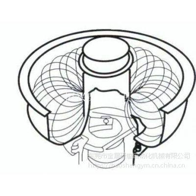 维修380V各类振动滚桶流动磁力研磨机包PU胶..