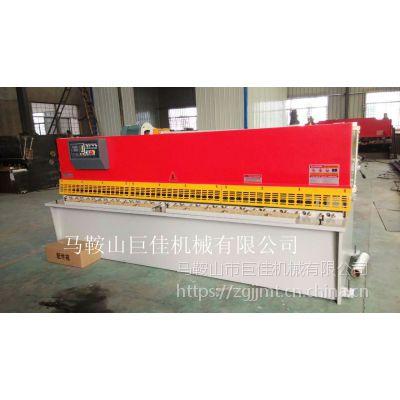 QC12K-4*2500液压数控剪板机 4乘2米5液压剪板机价格