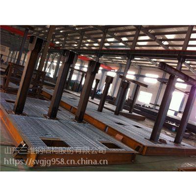 钢结构配电站底座出口澳大利亚 山东钢结构外贸公司