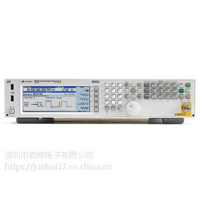 美国安捷伦N5183B MXG X 系列微波模拟信号发生器
