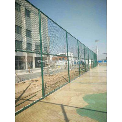 【正南】网球场拦网 网球场围栏 门球场围网 浸塑处理