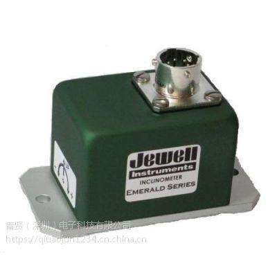 美国JEWELL伺服液体阻尼测斜仪C750-100-C-90