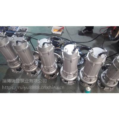 瑞昱泵业直发-全铸造不锈钢渣浆泵,耐酸碱渣浆泵