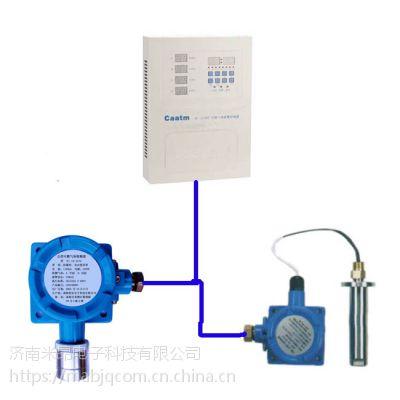 液化气报警器-济南米昂固定式气体泄露检测报警器