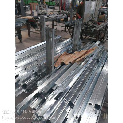 供应兴安盟钢质防火卷帘专业厂FJ800500
