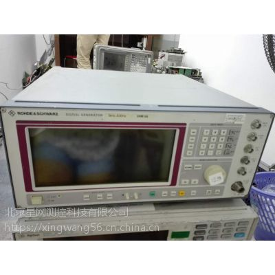 出售/回收 R&S SMT06 6G 信号发生器|罗德与施瓦茨|5kHz~6GHz