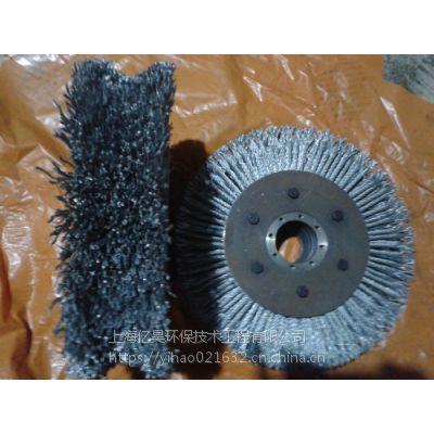 无酸洗剥壳刷皮除锈机专用钢丝刷