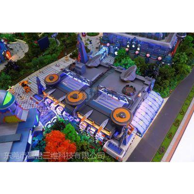 供应东莞微缩景模型沙盘模型建筑模型展览模型东莞嘉诺专业技术