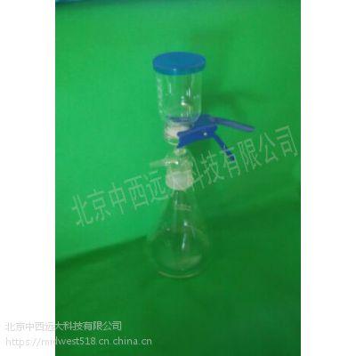中西玻璃砂芯过滤装置 型号:DF15-1000ml 库号:M407806