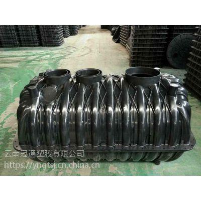 广西PE塑料化粪池生产厂家
