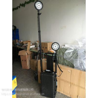 OBS136B便携式移动照明系统 防汛抢修施工作业应急照明灯箱灯