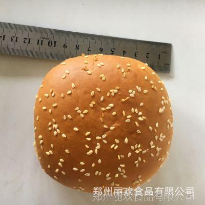 金麦嘉汉堡面包胚 汉堡胚 面包片 三明治面包
