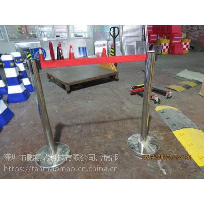 2米不锈钢排队护栏 活动护栏 警戒线围栏 一米线伸缩隔离带