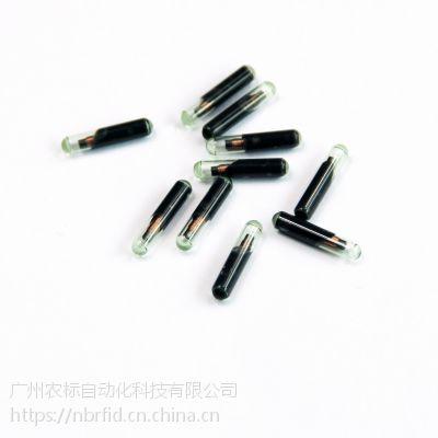 RFID电子标签 植入式玻璃管标签 134.2KHz EM4305 动物管理芯片